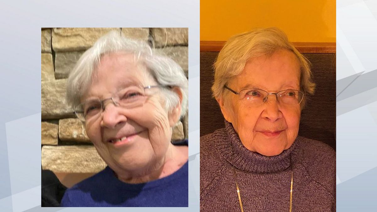 A Silver Alert has been issued for Mary Schroeder, 83, in Wisconsin.