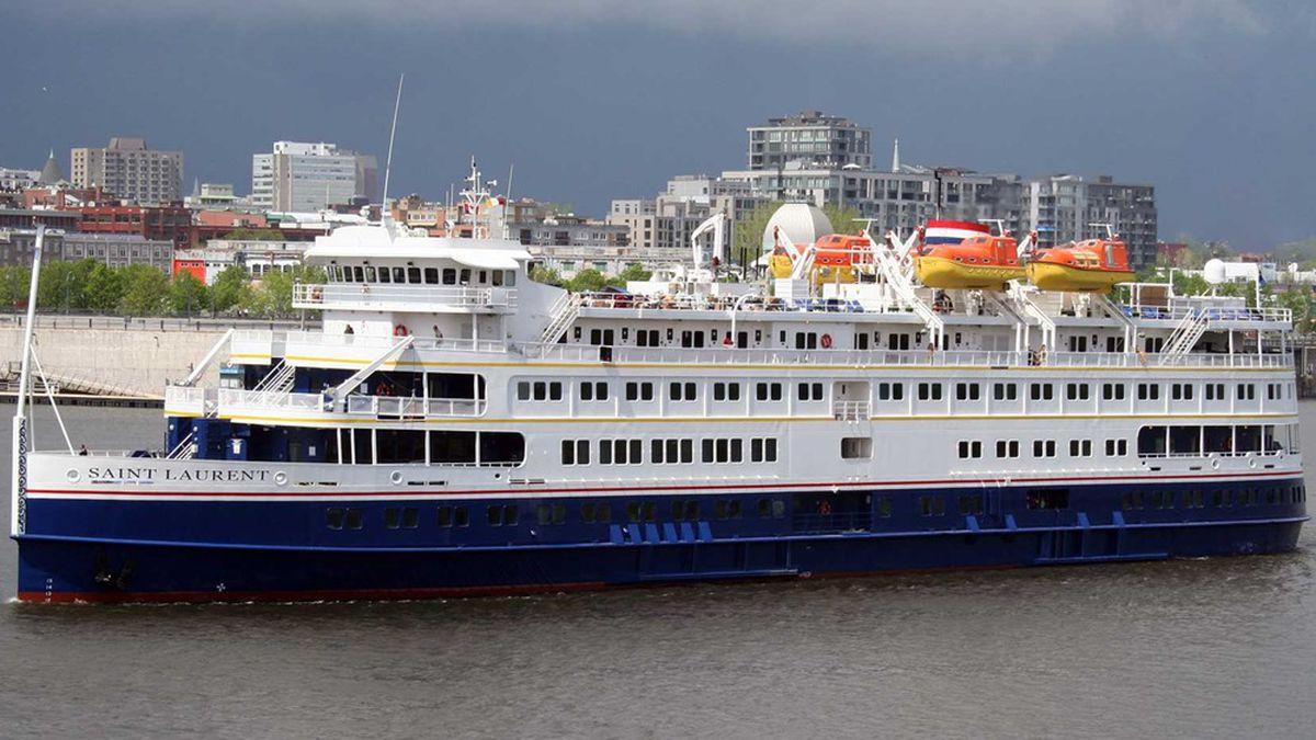 Victory Cruise Line ship (photo provided)