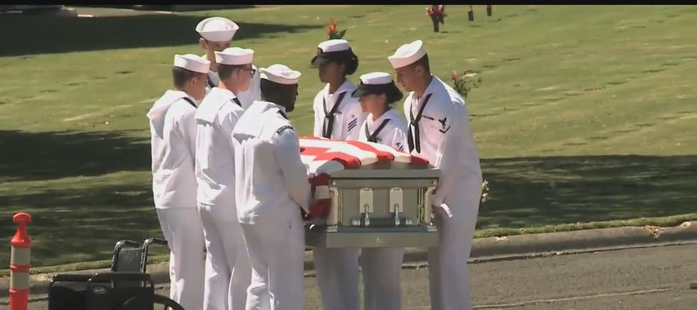 Twin brother sailors who perished at Pearl Harbor finally