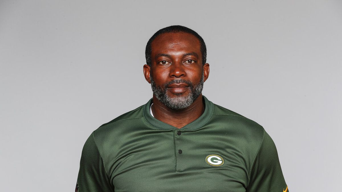 This is a 2019 photo of Maurice Drayton of the Green Bay Packers NFL football team. This image...