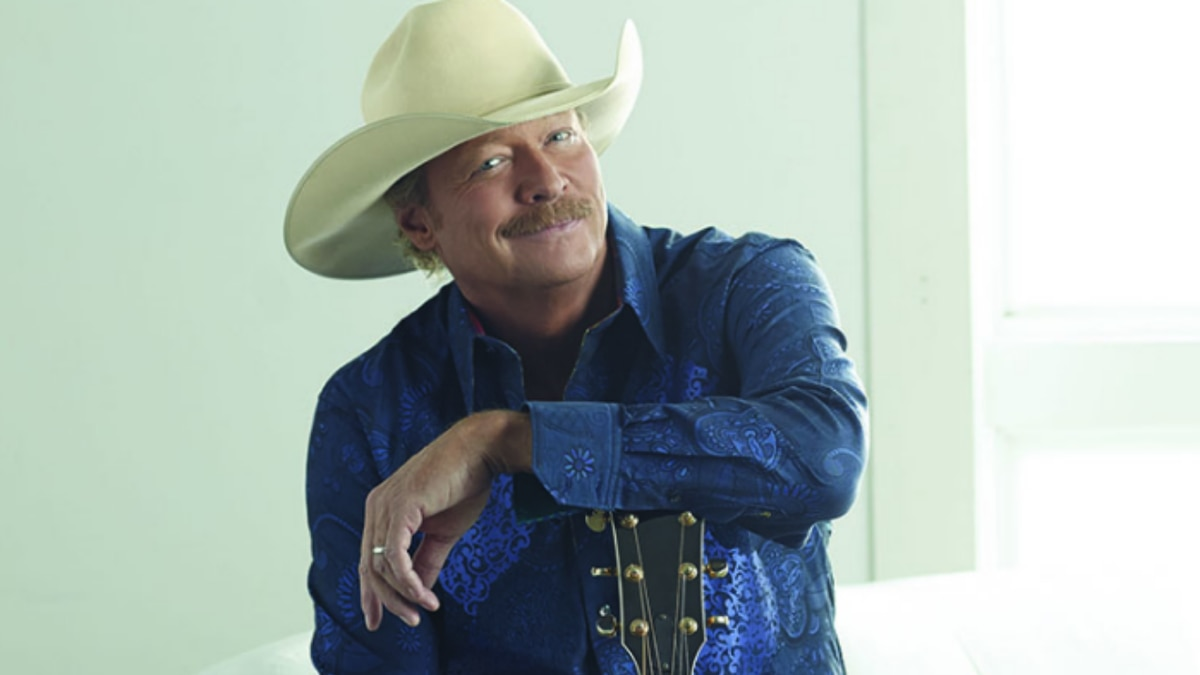 Alan Jackson will make a stop in Columbia, S.C. on his year-long tour.