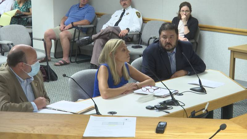 The State Public Defender's Office spoke before the Brown County Public Safety Committee over a...