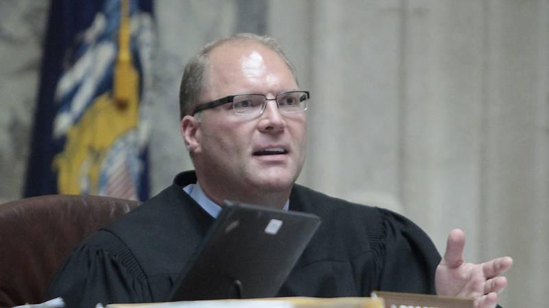 Former Wisconsin Supreme Court Justice Michael Gableman (John Hart/Wisconsin State Journal,...