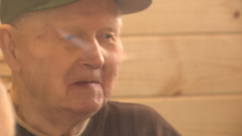 Kenneth Matzke lives in Wayside Parkview Estates, an assisted living facility in Brown County,...