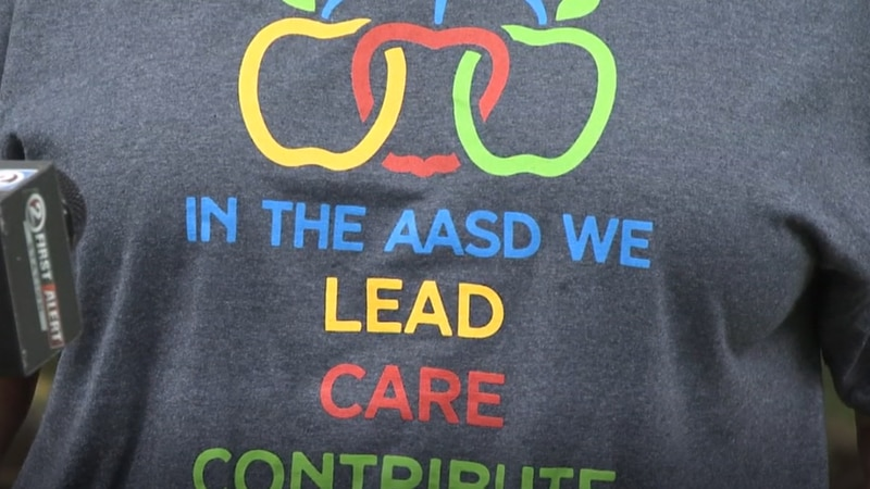 In the AASD we Lead, Care, Contribute