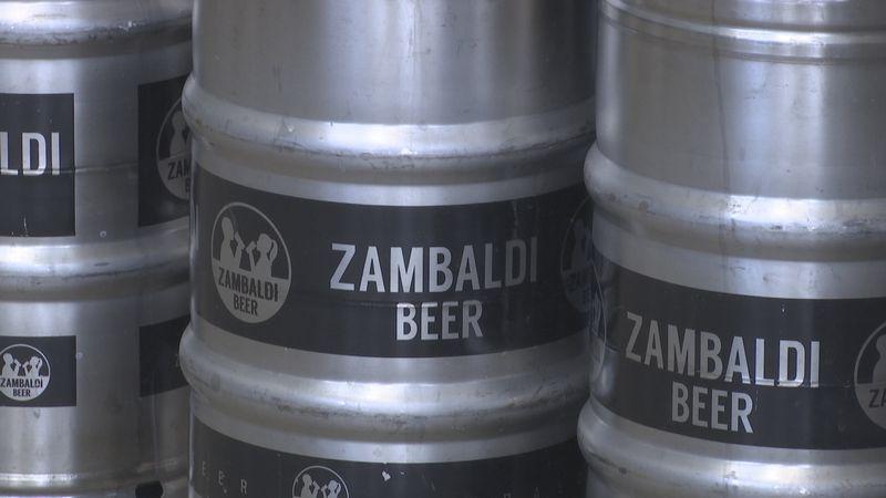 Zambaldi Beer located in Allouez