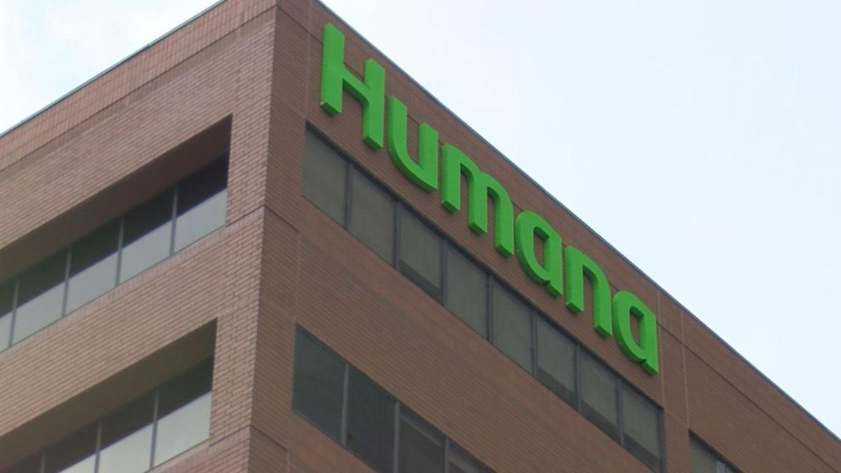 Humana office in Louisville (WAVE)