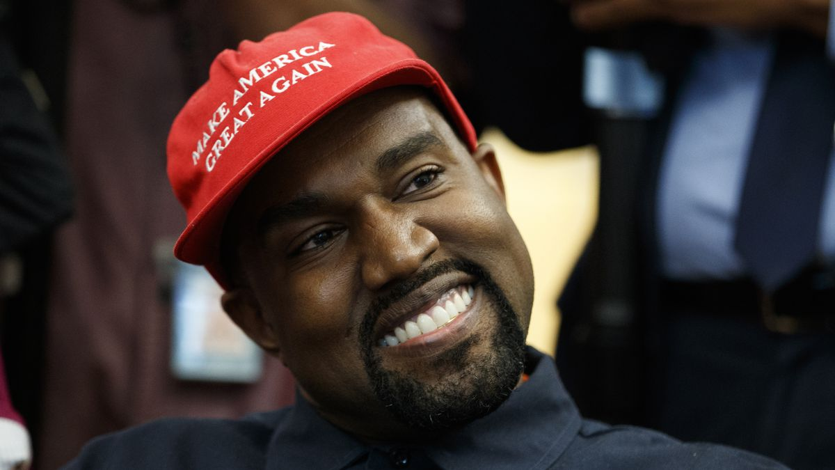 Kanye West helped by Republicans to get on several state ballots