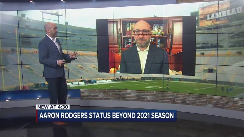 WATCH: ESPN's Rob Demovsky on Packers 17-game season