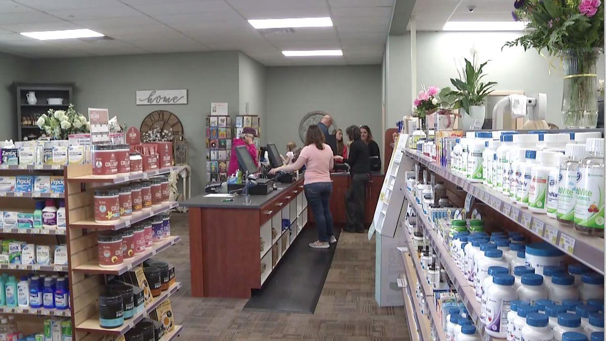 Winneconne Hometown Pharmacy (WBAY photo)