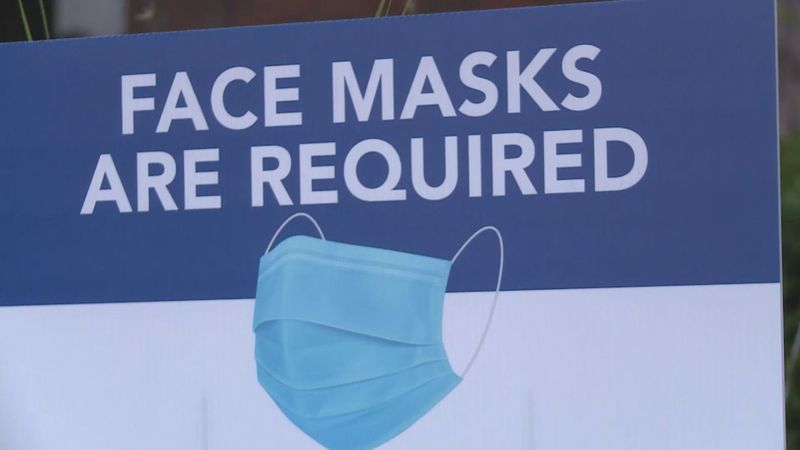 The DHS says it's too early to determine whether the mask mandate is working, but acknowledged...
