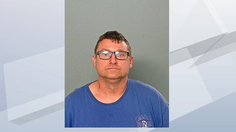 John E.W. Carter was arrested in Wisconsin Rapids on April 16 for an Outagamie County cold case...
