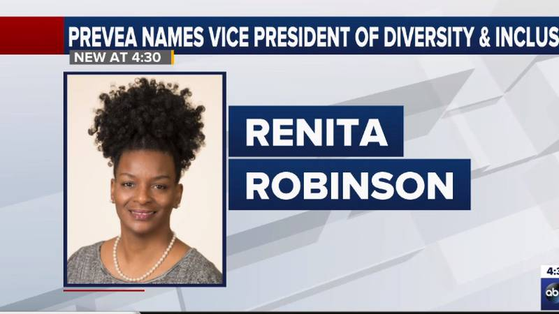 Prevea Health welcomes Renita Robinson Vice President of Diversity and Inclusion
