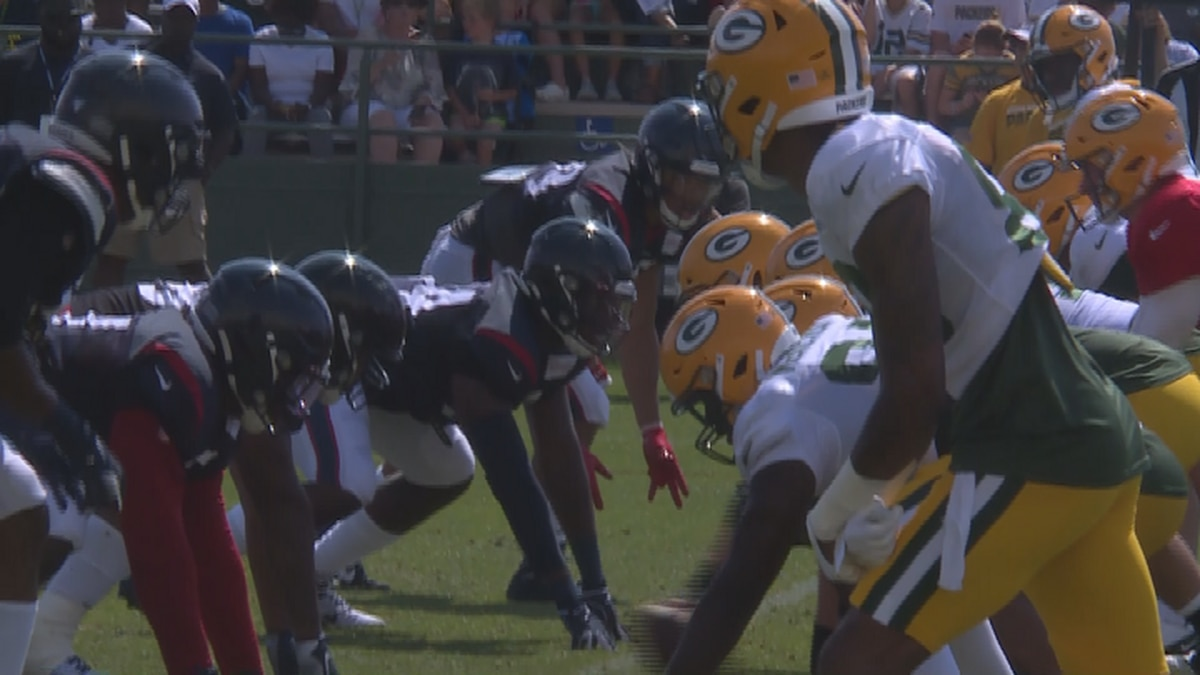 Things To Know For The Packers Texans Preseason Game