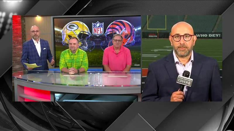 GREEN BAY, Wis. (WBAY) - Kicking woes, and the eventual game winner by Mason Crosby, stole the...