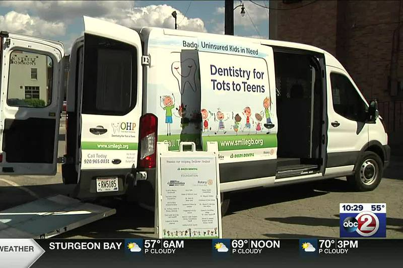 Oral Health partnership hosts open house with new resources