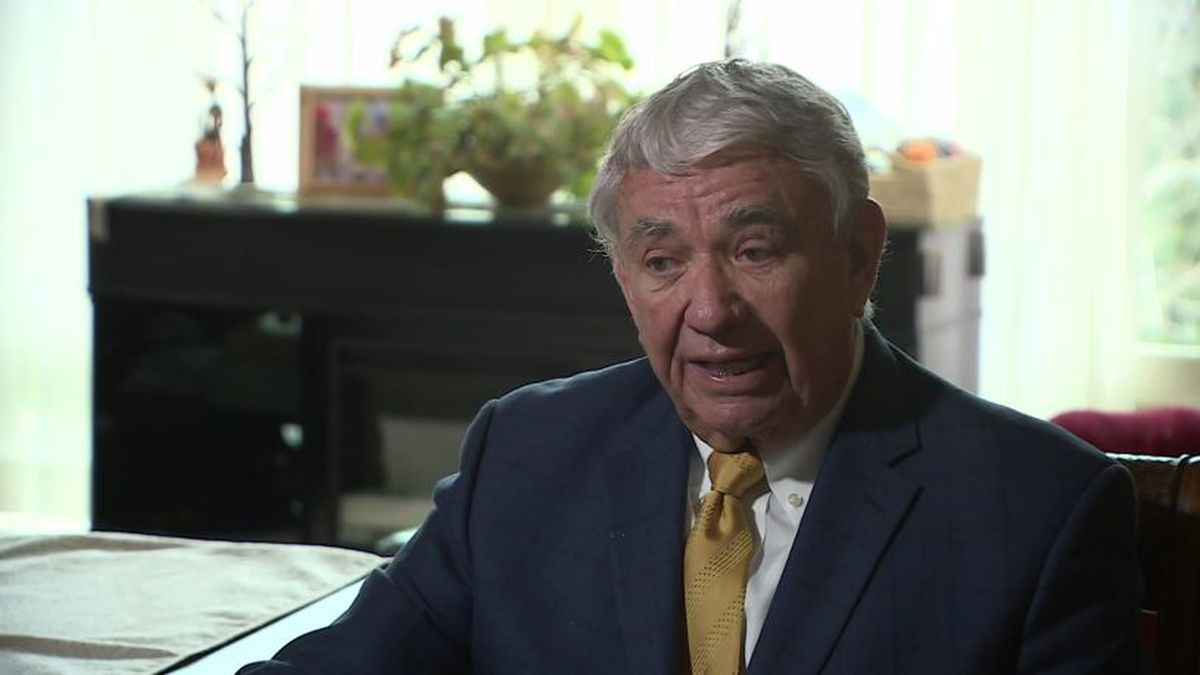 Former Wisconsin governor Tommy Thompson (Source: WMTV)