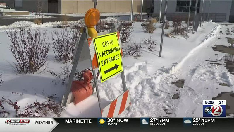 Fox Cities COVID-19 vaccine clinic starts Tuesday, thousands on waiting list