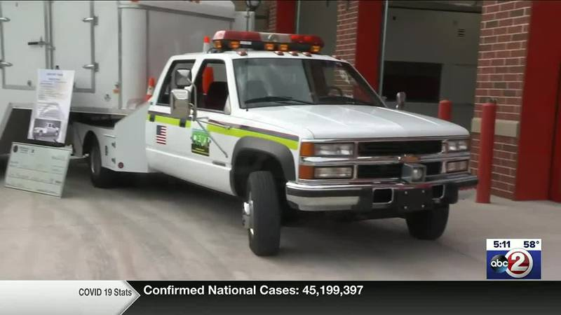 Capital Campaign for new 'CERT' vehicle in Outagamie County