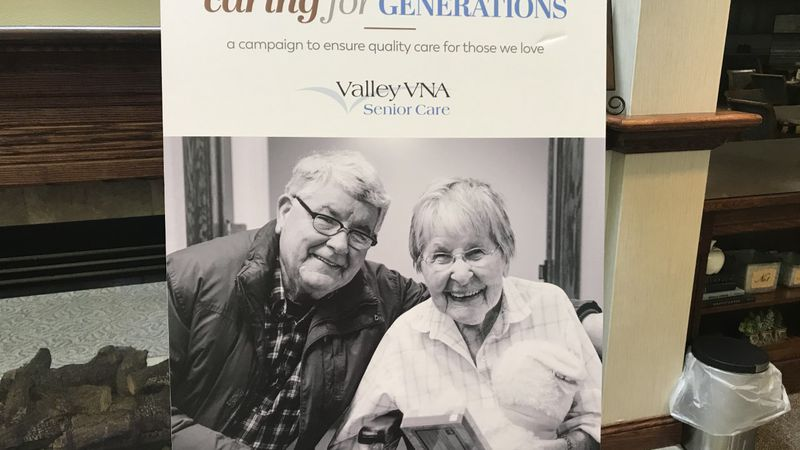 Valley VNA Senior Care launches a public campaign for facilities' renovations and upgrades.
