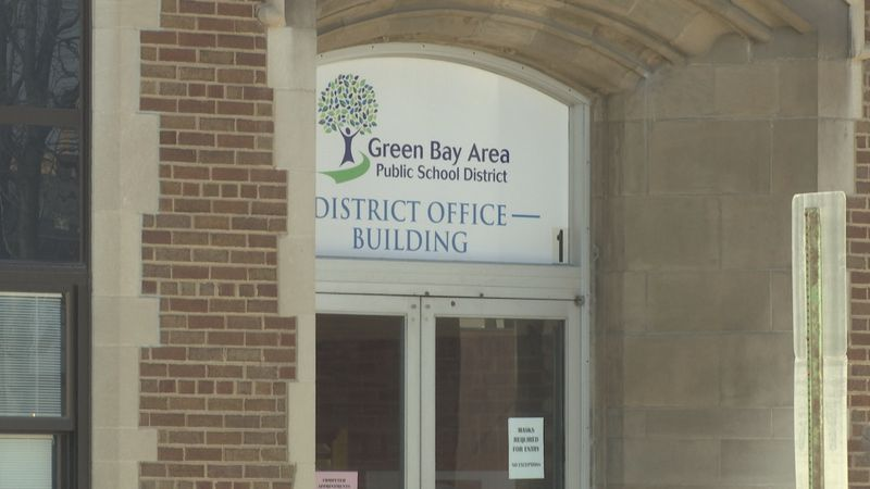 Green Bay Area Public Schools is waiting for approval by the Wisconsin Department of Health...