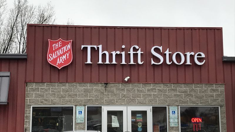 The Salvation Army of Fond du Lac Thrift Shop.