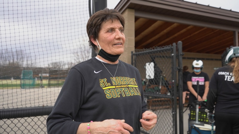 Jo Ann Krueger battles back from cancer