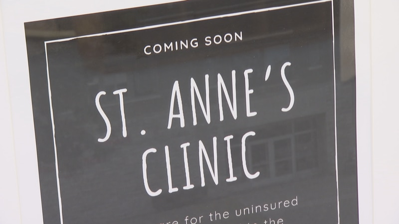 St. Anne's Clinic in Oshkosh
