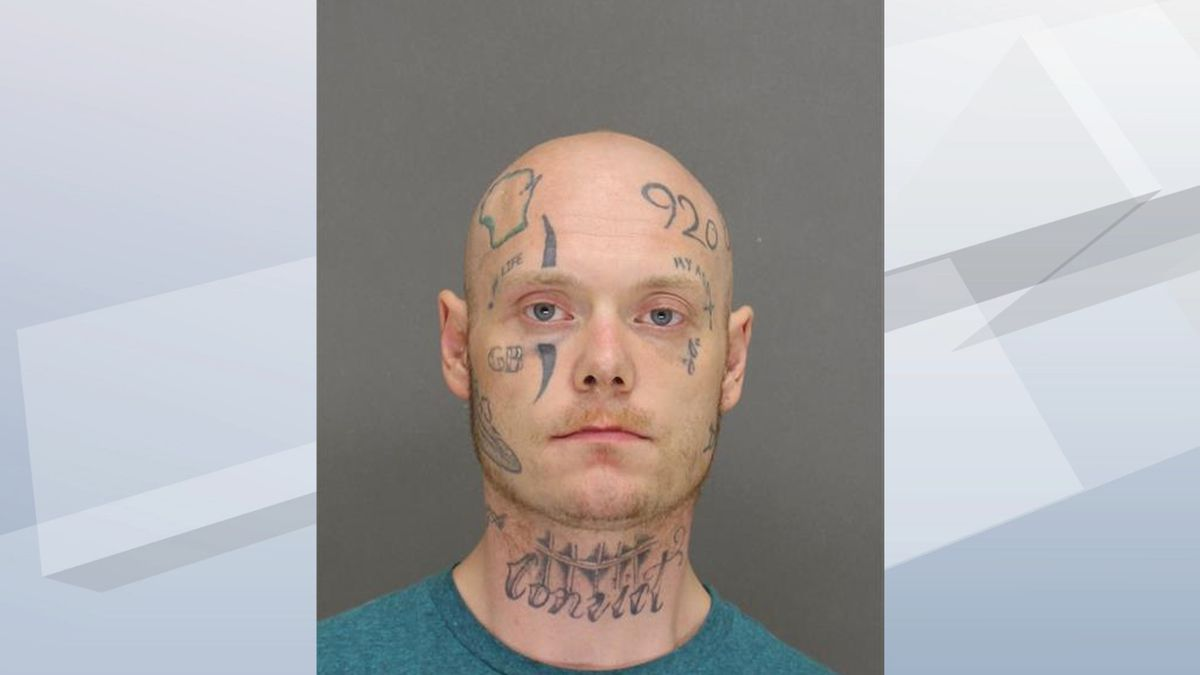 Daniel Garrett arrested after shootings on Imperial Lane.