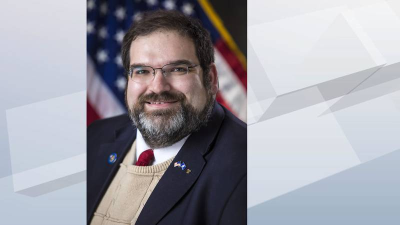 Wisconsin State Senator Andre Jacque (R-De Pere)