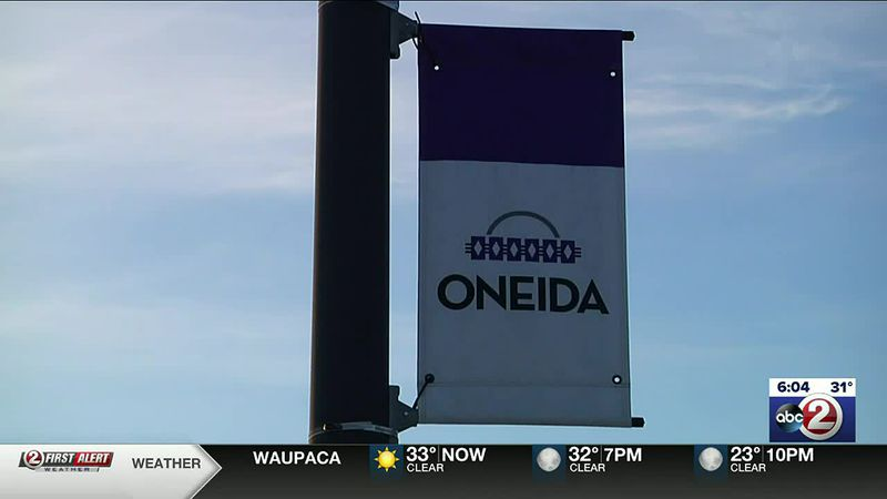 The Oneida Nation and City of Green Bay signed a 10-year agreement