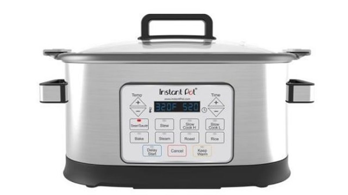 Gem 65 8-in-1 multicooker by Double Insight