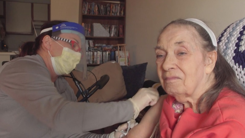 UW Health Care Direct now providing at-home vaccinations for homebound patients.