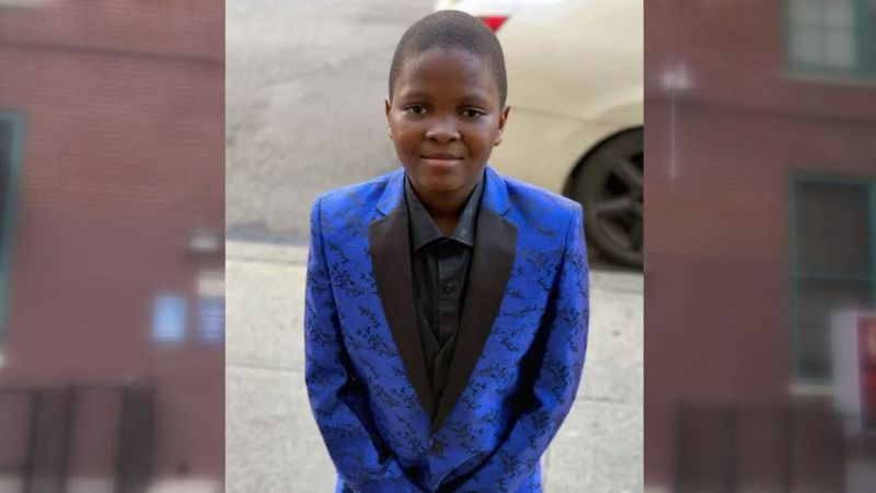 Romy Vilsaint, 12, was pronounced dead early Friday morning at the hospital. He was allegedly...