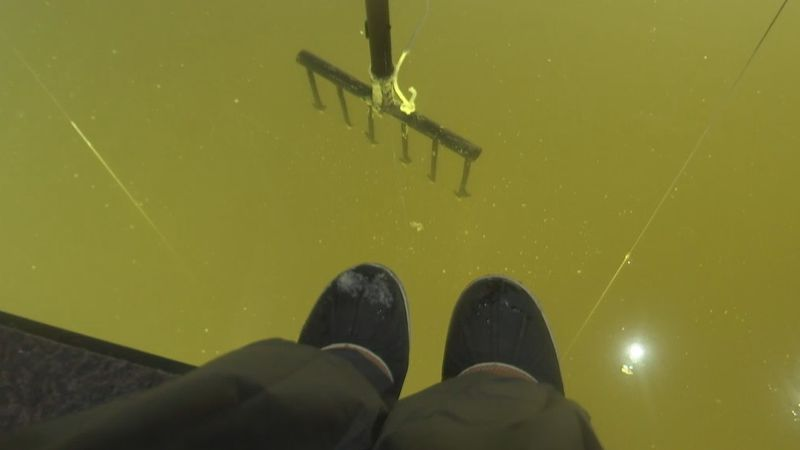 Water clarity on Lake Winnebago expected to be the best in years for sturgeon spearing season