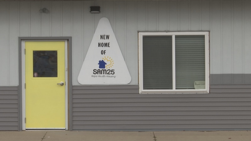 SAM25 Opens new shelter space in Shawano