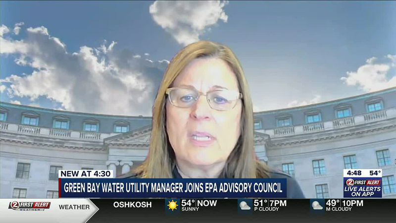 INTERVIEW: Green Bay water utility manager joins EPA advisory council