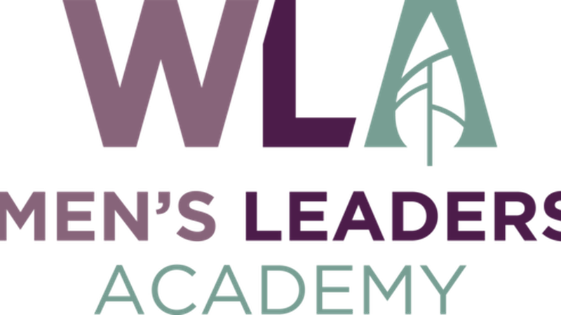 Women's Leadership Academy logo.