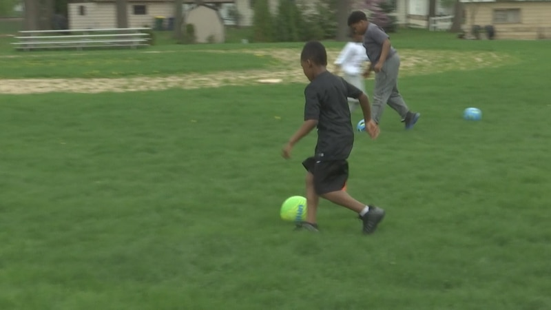 A year into the pandemic, doctors say children desperately need physical activity, but parents...