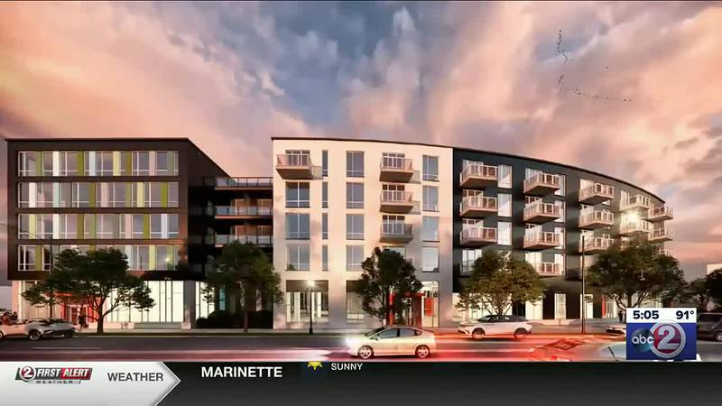 Green Bay redevelopment authority approves development agreement for apartment complex, grocery...