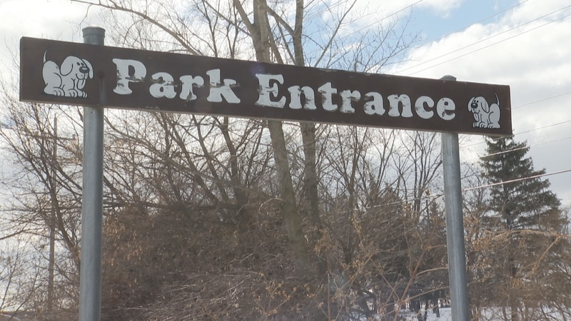 North Dog Park closing due to Outagamie Co. landfill expansion.