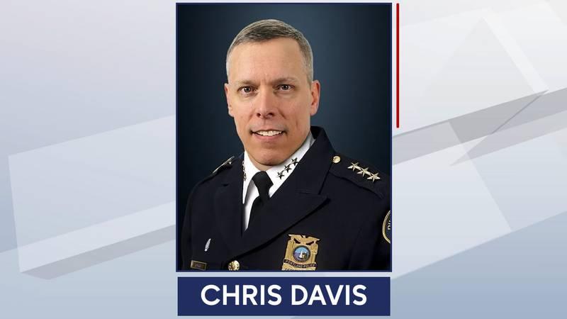 Portland Bureau of Police Deputy Chief Chris Davis was hired to be the next Green Bay police...