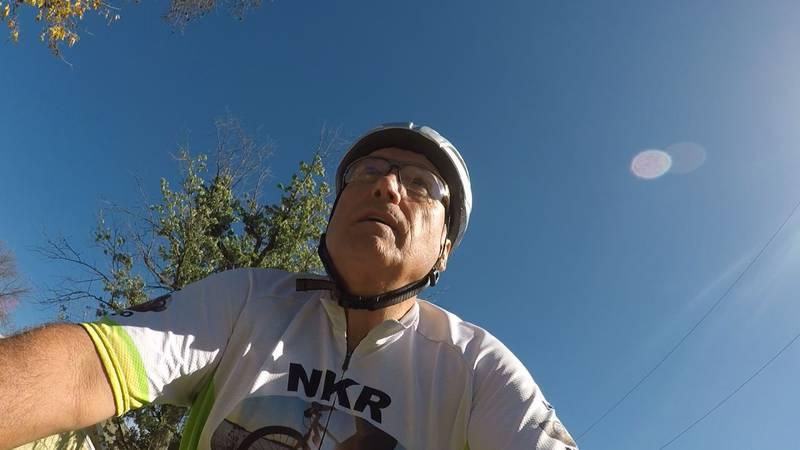 Mark Scotch raises kidney donor awareness while biking 1,600 miles