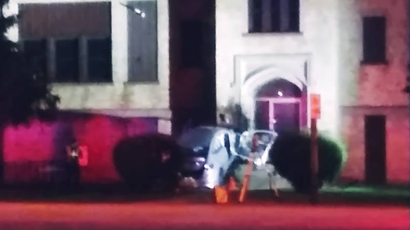 Manitowoc County deputies say alcohol and speeding appear to be factors in a crash into St....