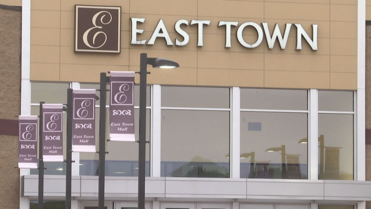 A city committee decided not to acquire the East Town Mall.