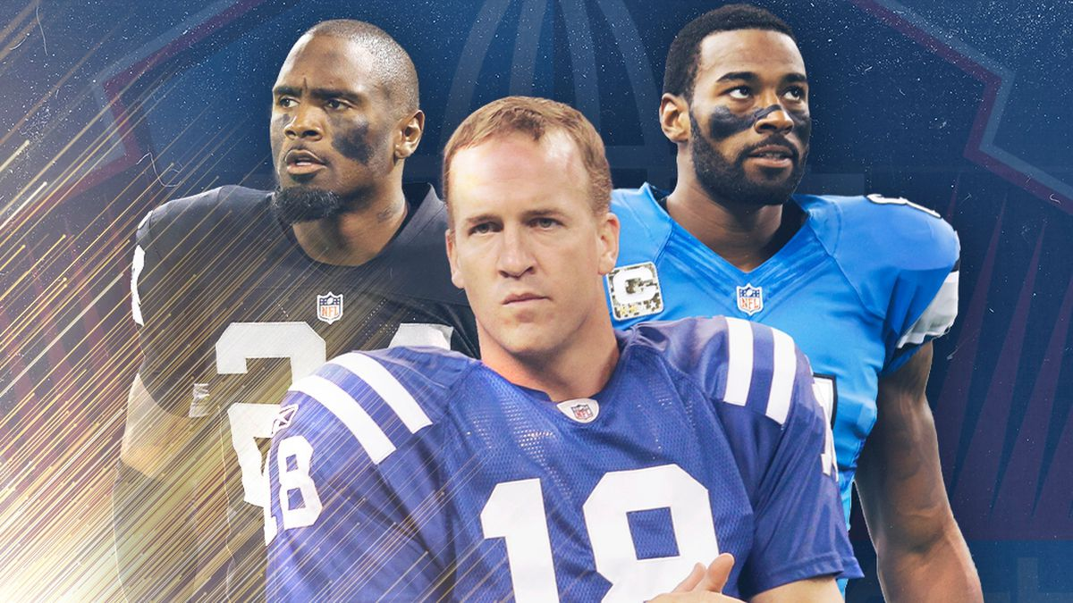Enshrinement at the Pro Football Hall of Fame in Canton, Ohio, will take place next August for...