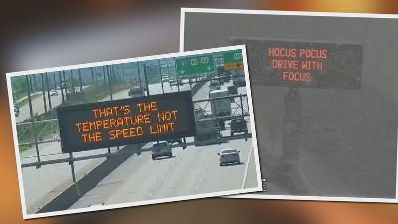 WisDOT Dynamic Message Signs