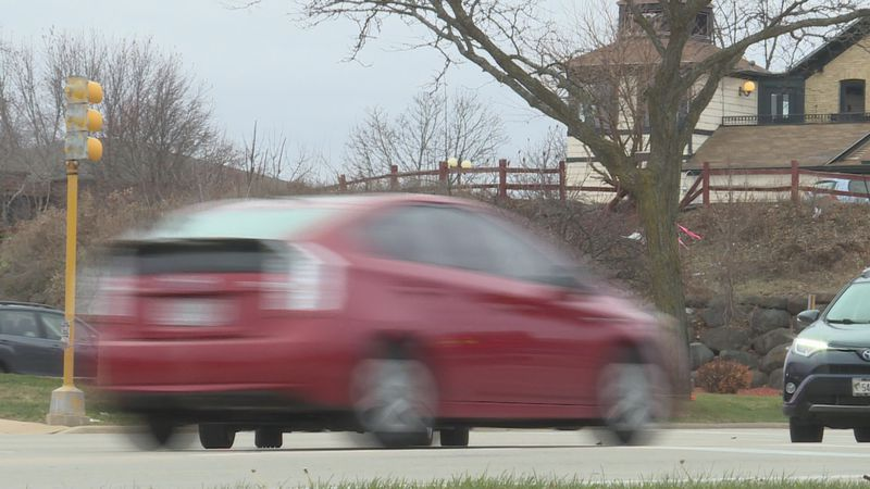 So far this year, 518 people have died in Wisconsin resulting from a crash, according to...