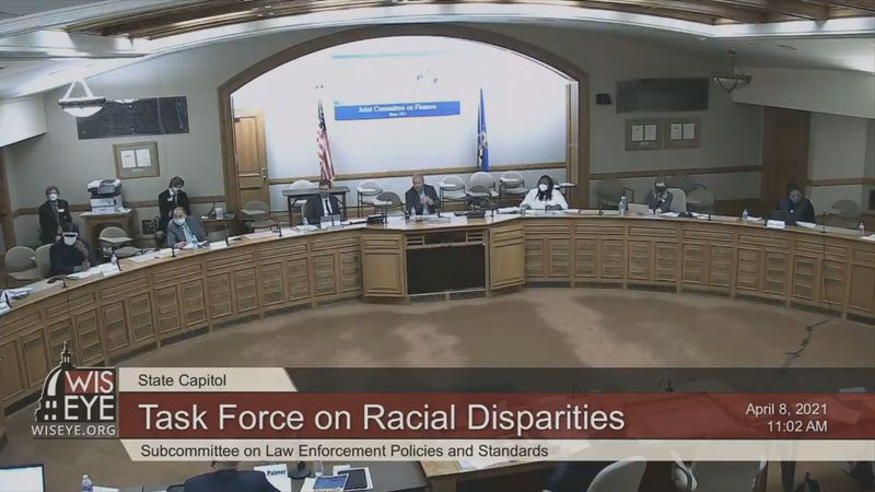 The Assembly Speaker's task force on racial disparities that was formed in response to the...