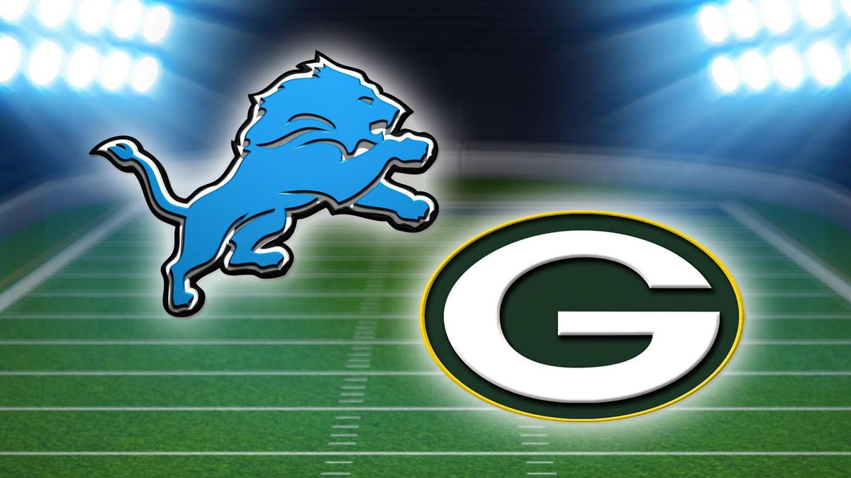 Dave Schroeder S Fast 5 Pack Facts Packers Vs Lions